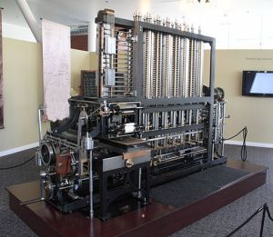 Babbage's Difference Engine No. 2, CC BY-SA Canticle