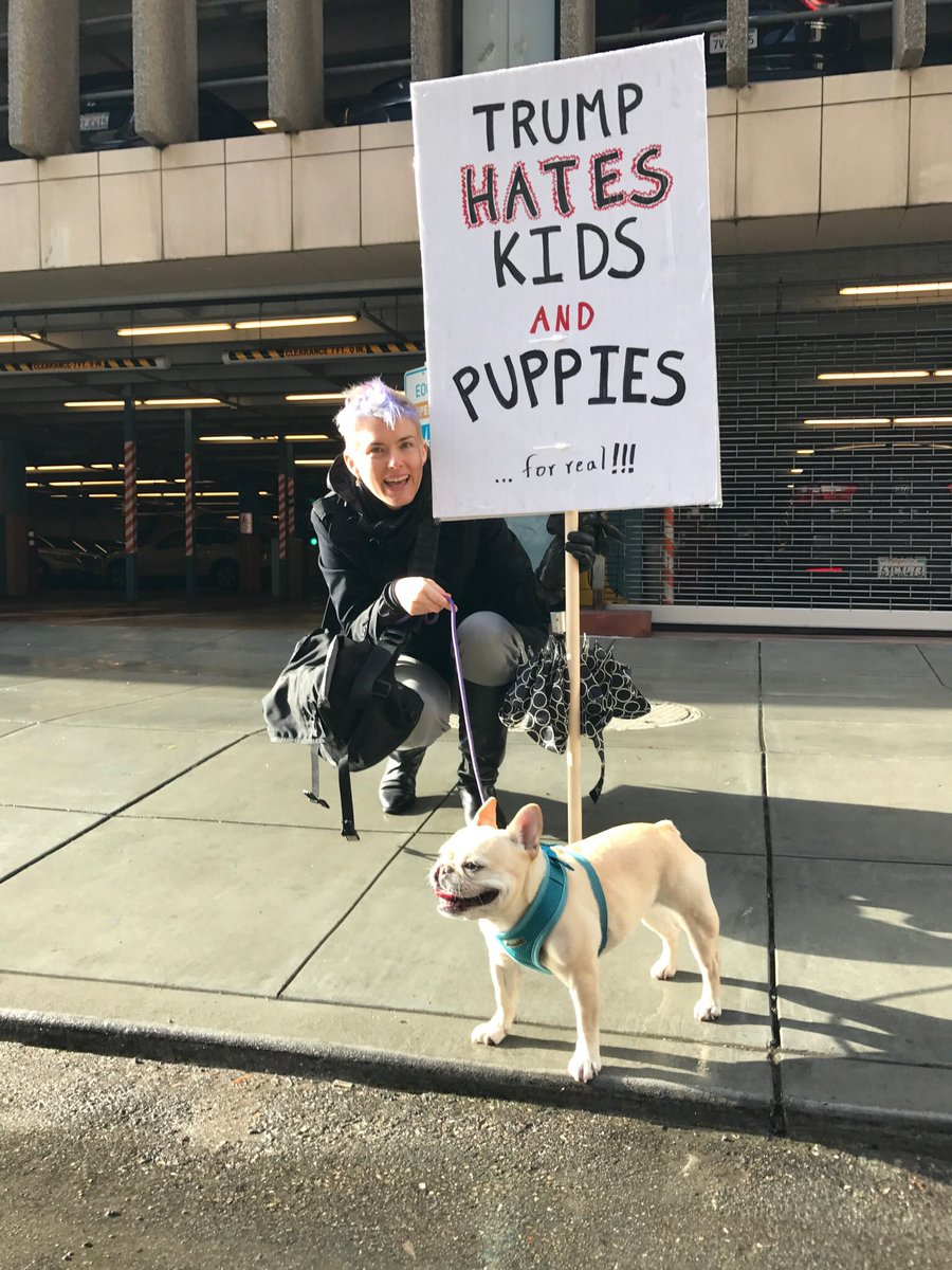 Yes, Trump does hate puppies